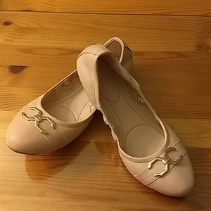 Brand New Cole Haan Terrin Leather Ballet Flat